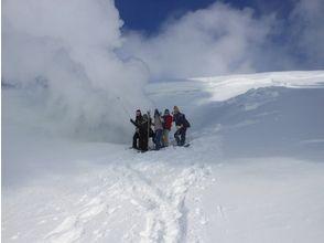 【北海道・大雪山】絶景スノーシュー★旭岳・天人峡1日おまかせコースの魅力の説明画像