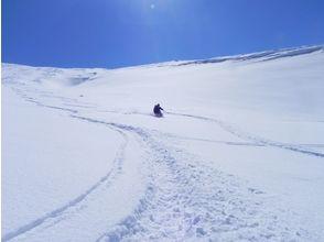 【大雪山でパウダースノー三昧】大雪山 バックカントリースキーコース(お1人様プラン)の魅力の説明画像