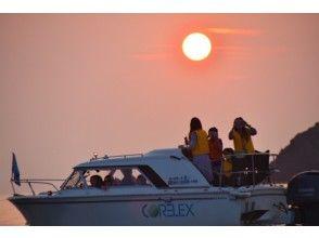 プランの魅力 Sunset cruise の画像