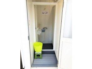 プランの魅力 シャワールームは更衣スペースが付いた個室タイプを5室完備! の画像