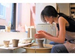 プランの魅力 Feeling like a petite potter ♪ You can learn full-scale pottery techniques の画像