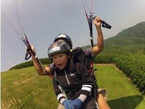 プランの魅力 Children are also impressed by the first sky experience の画像