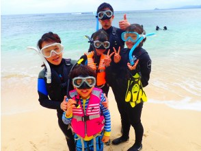 プランの魅力 A one-day plan to play in the sea of Ishigaki Island! の画像