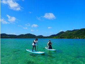 プランの魅力 Kabira Bay SUP / Canoe の画像