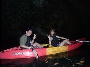 プランの魅力 Night cruising with mangroves on Ishigaki Island! の画像