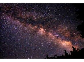 プランの魅力 星空天の川も観れるかも! の画像