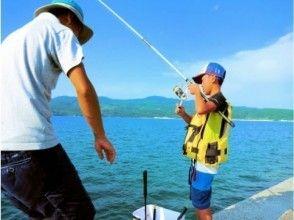 プランの魅力 親子で海釣りに挑戦! の画像