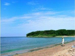 プランの魅力 歩いて渡れる無人島「沖ノ島公園」 の画像