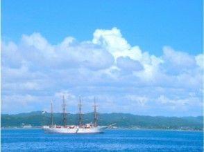 プランの魅力 まさに画になる館山の海景色&船舶 の画像