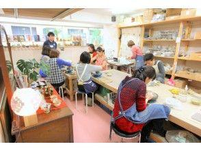 プランの魅力 Have a fun day with ceramics ☆ の画像