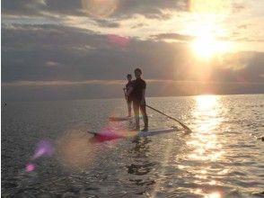 プランの魅力 夕日も綺麗 の画像