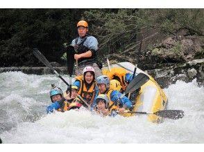 プランの魅力 夏でも豊富な水量な十勝川 の画像