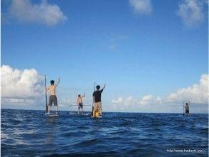 プランの魅力 海の上でも記念に写真を撮りましょう!! の画像