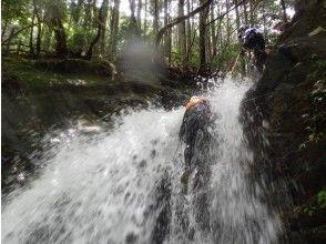 プランの魅力 滝をよじ登る!! の画像