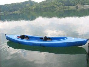 プランの魅力 Kayak 3-person boat の画像