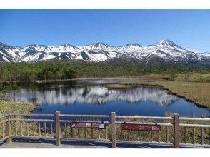 プランの魅力 湖と知床連山 の画像