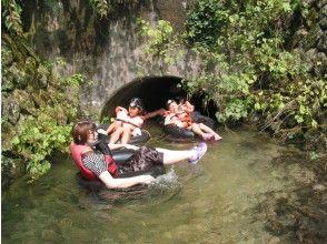 プランの魅力 チューブで川下り の画像