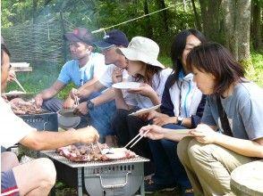 プランの魅力 Surround the charcoal fire with friends の画像