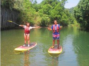 プランの魅力 穏やかな川で開催! の画像