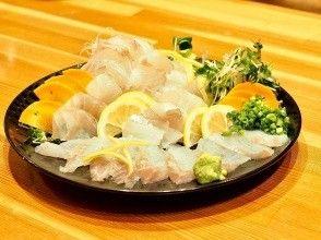 プランの魅力 我们隶属于餐厅,您可以将捕获的鱼带进来 の画像