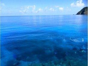 プランの魅力 世界屈指の透明度を誇る海 の画像