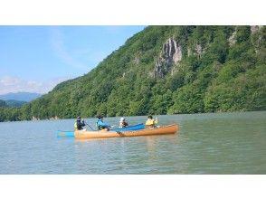 プランの魅力 Canoe is a two-seater の画像