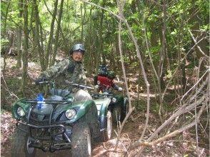 プランの魅力 Run through the forest's original course! の画像