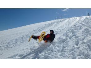 【駒ヶ岳・千畳敷カール】白銀の世界!スノーシュー体験の魅力の説明画像