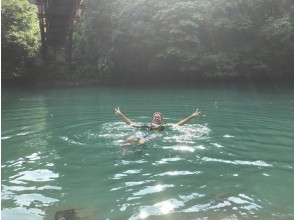 プランの魅力 泳ぐのもOK! の画像