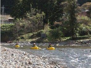 プランの魅力 流れのあるひは川下り体験! の画像