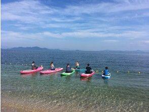 プランの魅力 4.琵琶湖SUP瑜伽体验 の画像