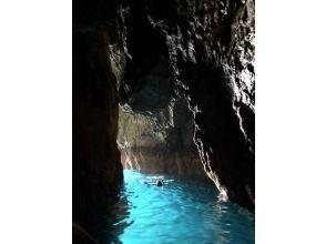 プランの魅力 冬は秘境の滝で記念撮影 の画像