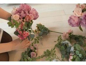 プランの魅力 花材選び の画像