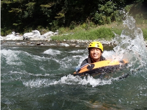 [Tokyo Okutama] this feeling to feel the river in the body! HydroSpeed charm of description image of (half-day course)