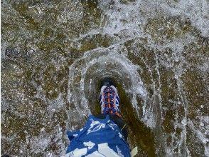プランの魅力 川を登りながら遊ぶ の画像