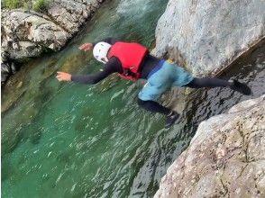 プランの魅力 蒼い水へジャンプ! の画像