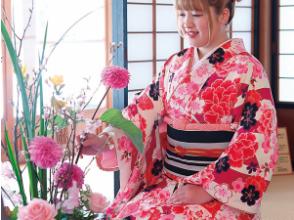プランの魅力 Ikebana体验(付费追加) の画像