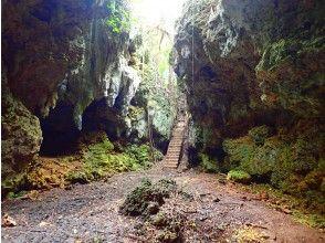 プランの魅力 探索石灰岩洞穴! (探洞) の画像