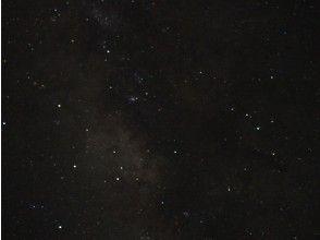 プランの魅力 天の川がくっきり の画像