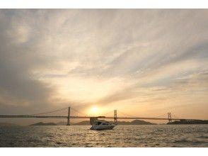 プランの魅力 [Seto Ohashi Sunset Cruise Course] の画像