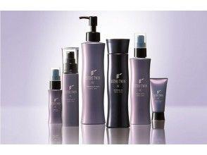 プランの魅力 安心の専門化粧品をご用意 の画像