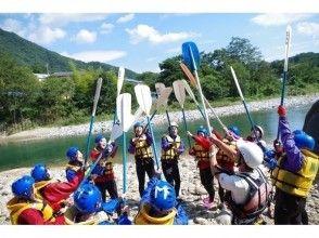 プランの魅力 Raise the paddle! の画像