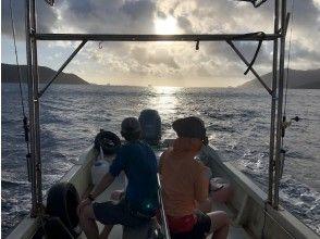 プランの魅力 釣行確率85パーセントの海域! の画像