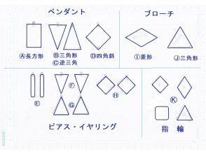 プランの魅力 Select production accessories (2 points) の画像