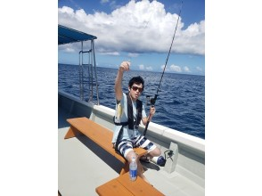 プランの魅力 热带钓鱼,您可以从初学者那里钓到各种鱼! の画像