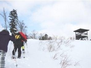 【兵庫・但馬】スノーシュー体験ツアー(半日コース)の魅力の説明画像