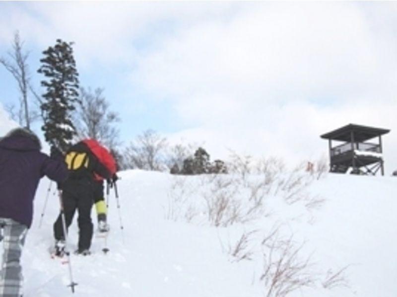 プランの魅力 ふかふかの新雪を歩くのは気持ちいい! の画像
