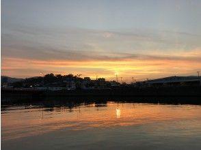 プランの魅力 Otaru city area at sunset の画像