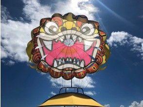 プランの魅力 沖縄唯一のシーサーパラセール! の画像