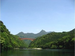 プランの魅力 穏やかな川で景色も抜群! の画像